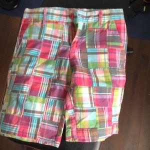 Boys shorts size 12
